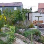 2009: achtertuin vh Mierennest