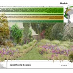 tuin op brownfield, uitgevoerd